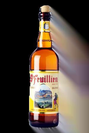 St Feuillien Blonde 75cl