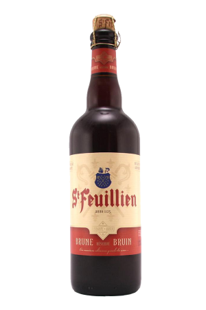 St Feuillien Brune 75cl