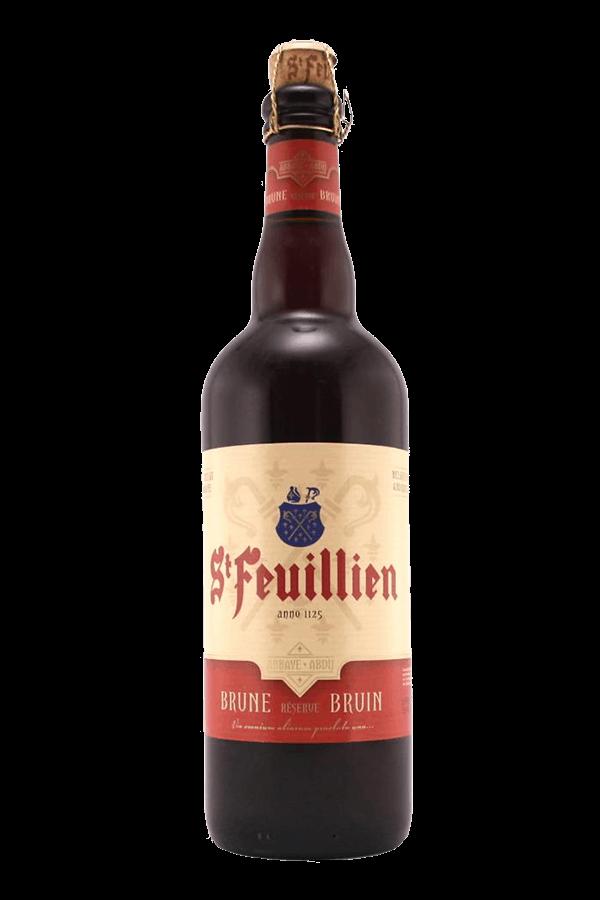 St Feuillien Brune Bottle