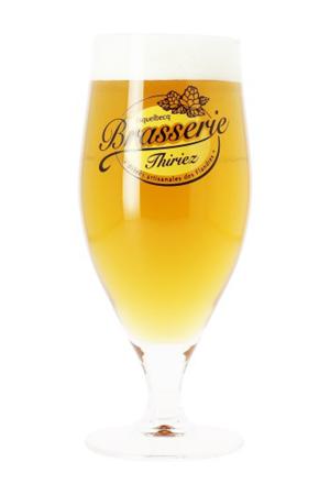 Brasserie Thiriez Glass