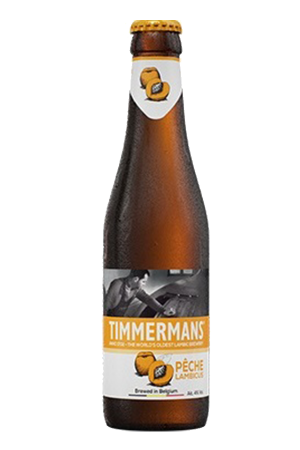 Timmermans Peche - Peach Beer