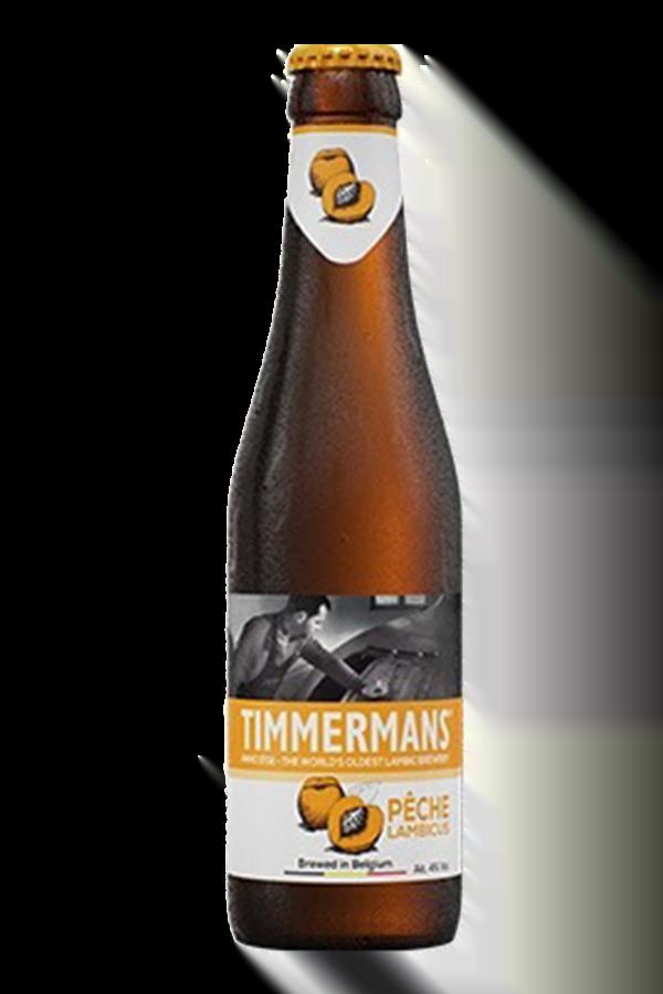 Timmermans Peche - Peach Beer