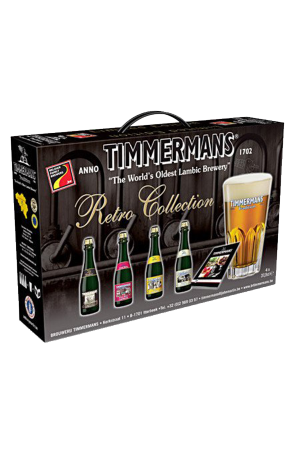 Timmermans Retro Limited Edition Mixed Gift Pack