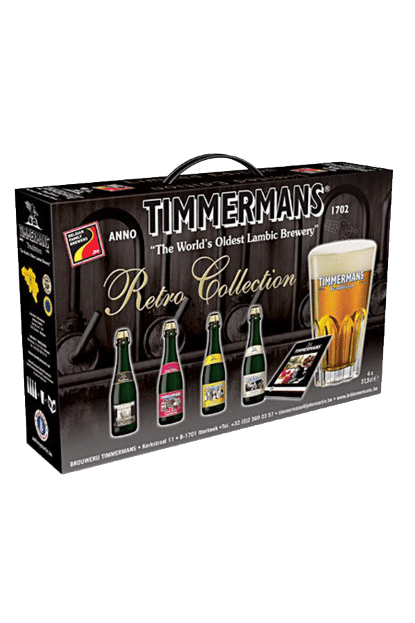Timmermans Limited Edition Gift Pack