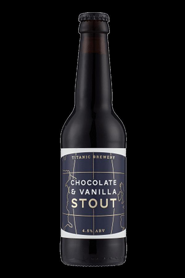 Chocolate & Vanilla Stout (pack of 12)