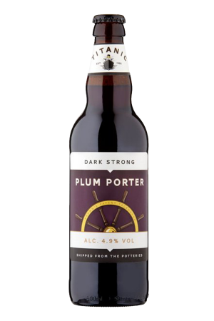 Titanic Plum Porter (pack of 8)