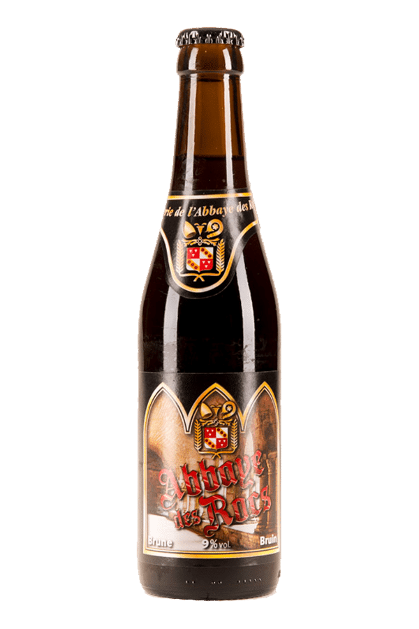Abbaye Des Rocs Brune Bottle