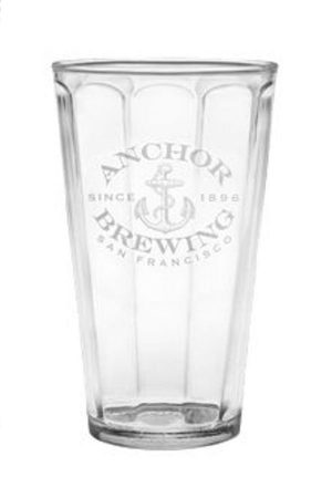Anchor Brewing Glass