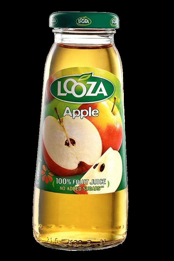 Looza Apple Fruit Juice (pack of 24)