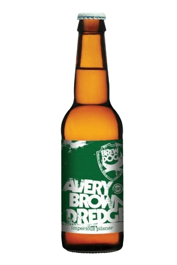 Brewdog Avery Brown Dredge Bottle
