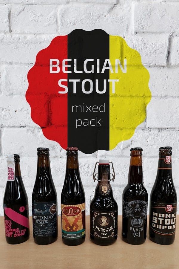 Belgian Stout Mixed Pack