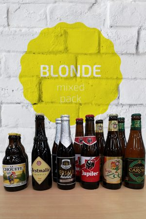 Blonde Belgian Beer Mixed Pack
