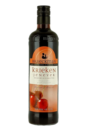 Braeckman Cherry Jenever Gin