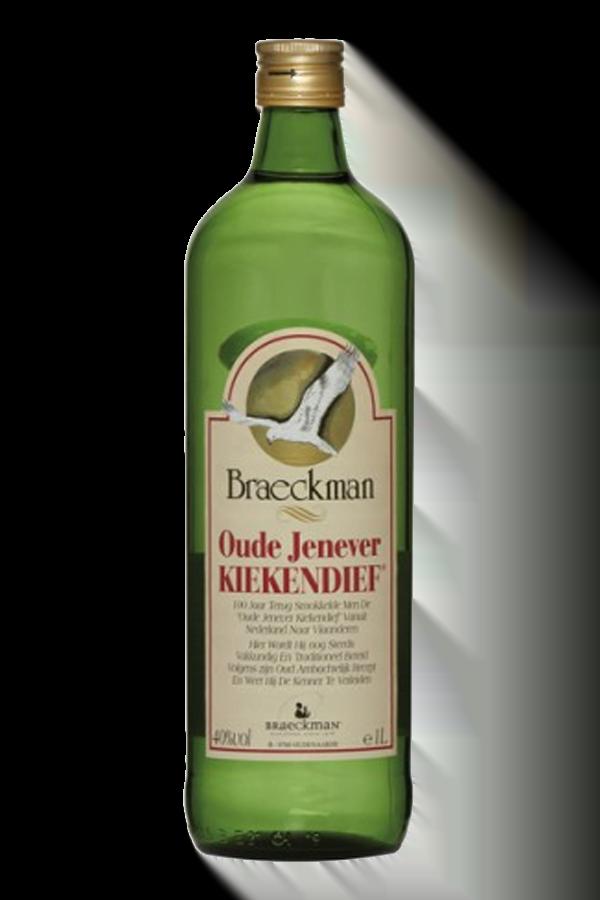 Braeckman Kiekendief Old Gin