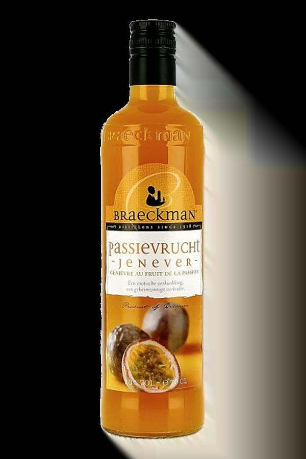 Braeckman Passion Fruit Jenever Gin