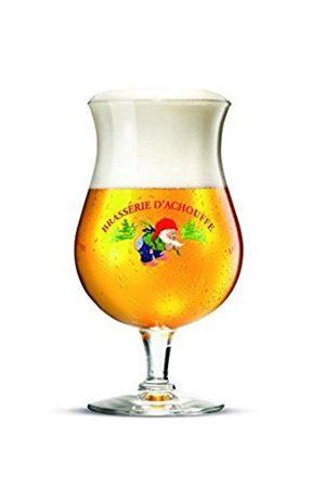 Brasserie D'Achouffe Half Pint Glass