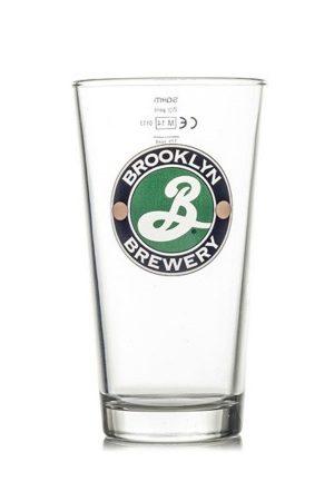 Brooklyn Brewery Half Pint Glass