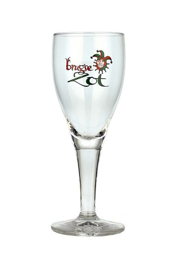 Brugse Zot Glass