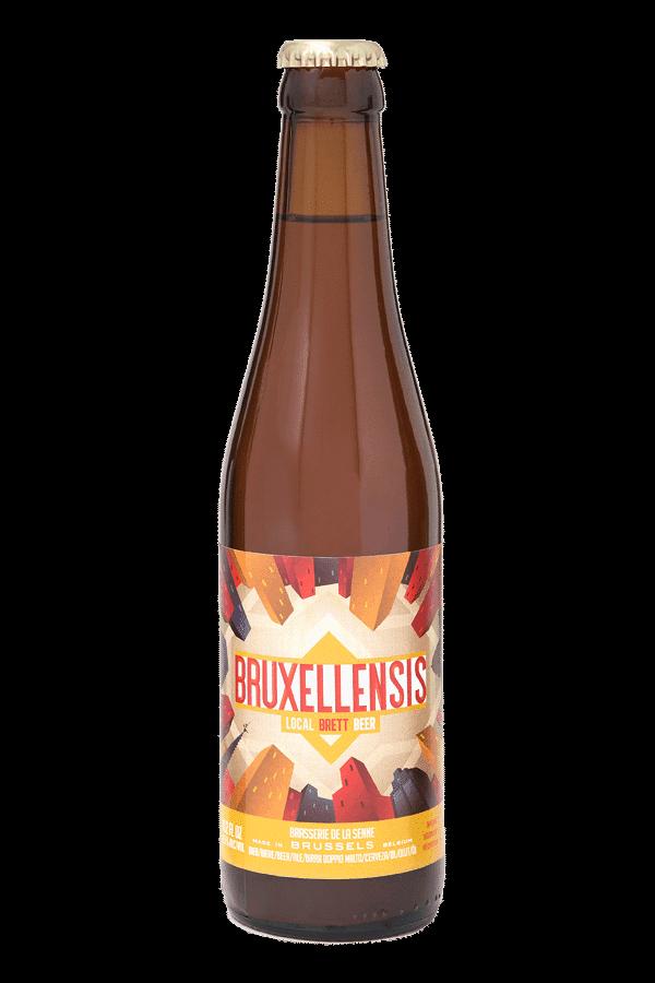 Bruxellensis Bottle
