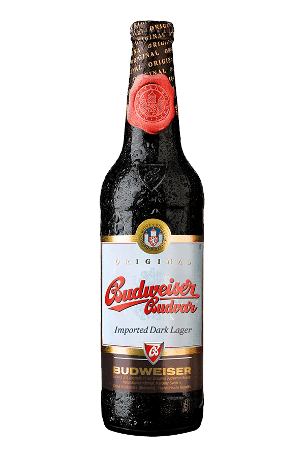 Budweiser Budvar Dark (pack of 20)