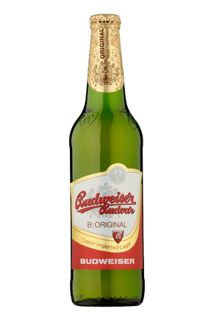 Budweiser Budvar Original (pack of 20)