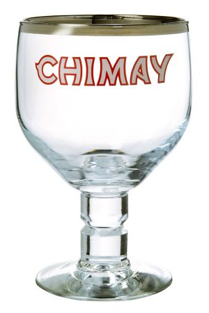 Chimay Trappist Half Pint Glass
