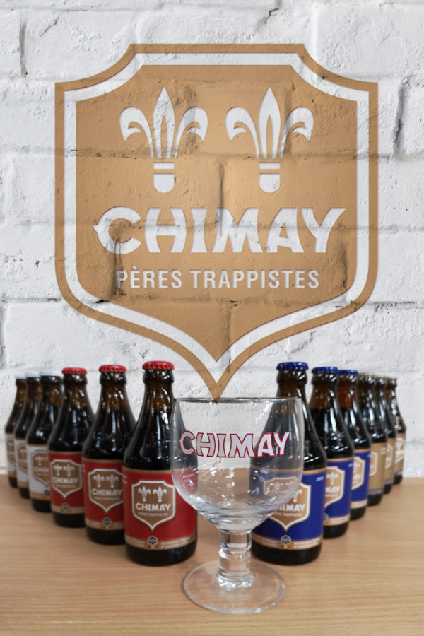 Chimay Belgian Beer Mixed Pack