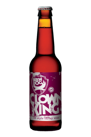 Clown King (pack of 12)