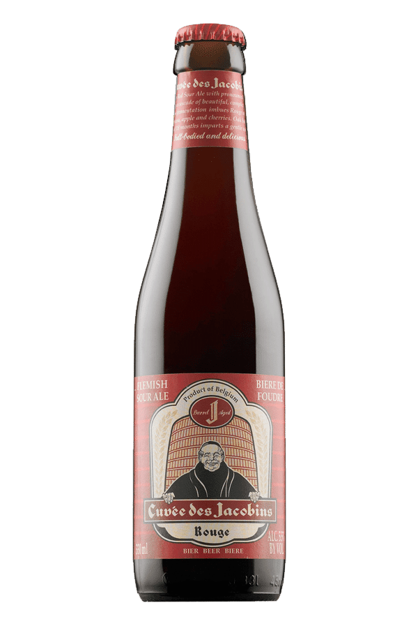 Cuvee Des Jacobins Rouge Bottle