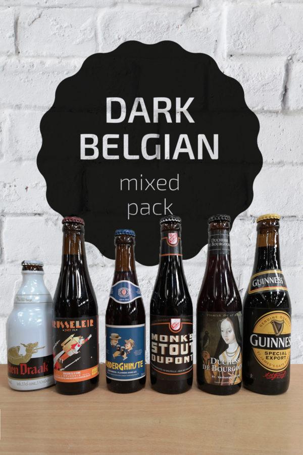 Dark Belgian Beer Mixed Pack