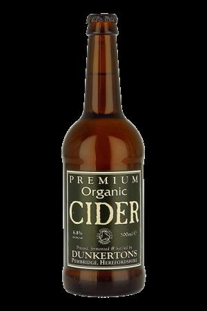Dunkertons Premium Cider (pack of 12)