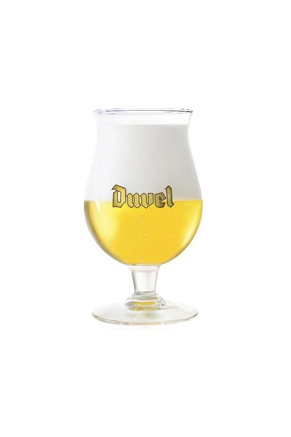 Duvel Half Pint Glass