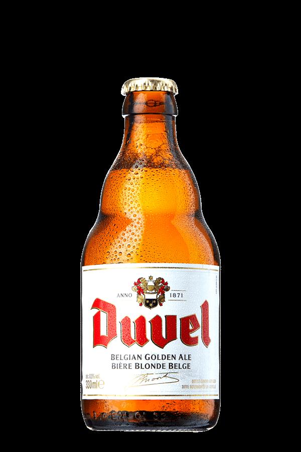 Duvel Bottle