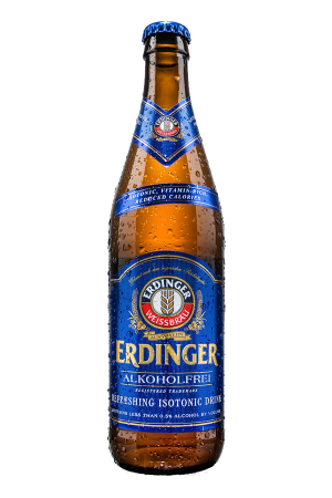 Erdinger Alkoholfrei non-alcoholic beer (pack of 12)