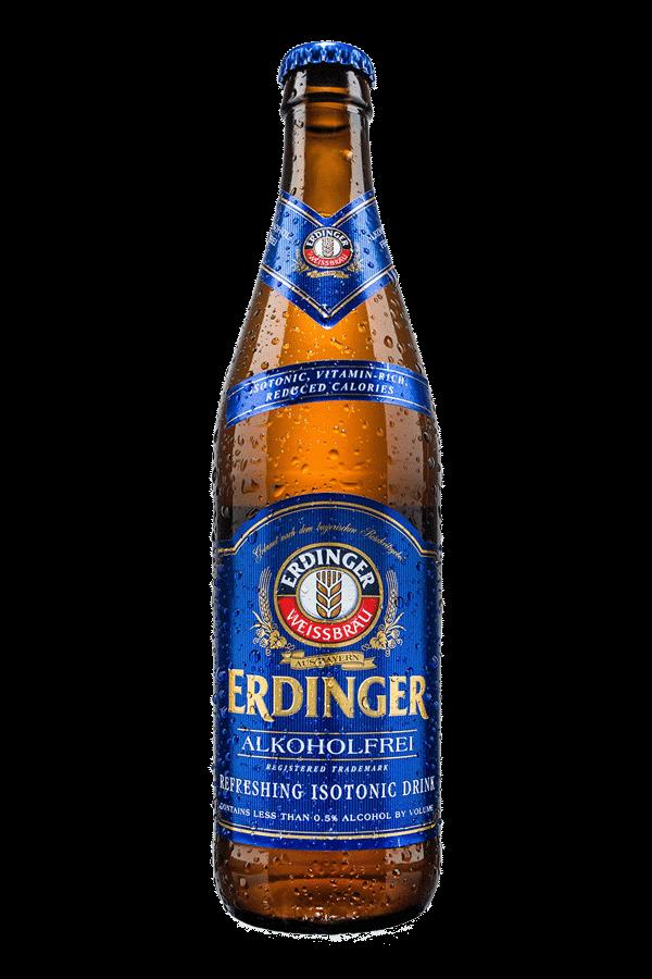 Erdinger Alkoholfrei non-alcoholic beer (pack of 12)