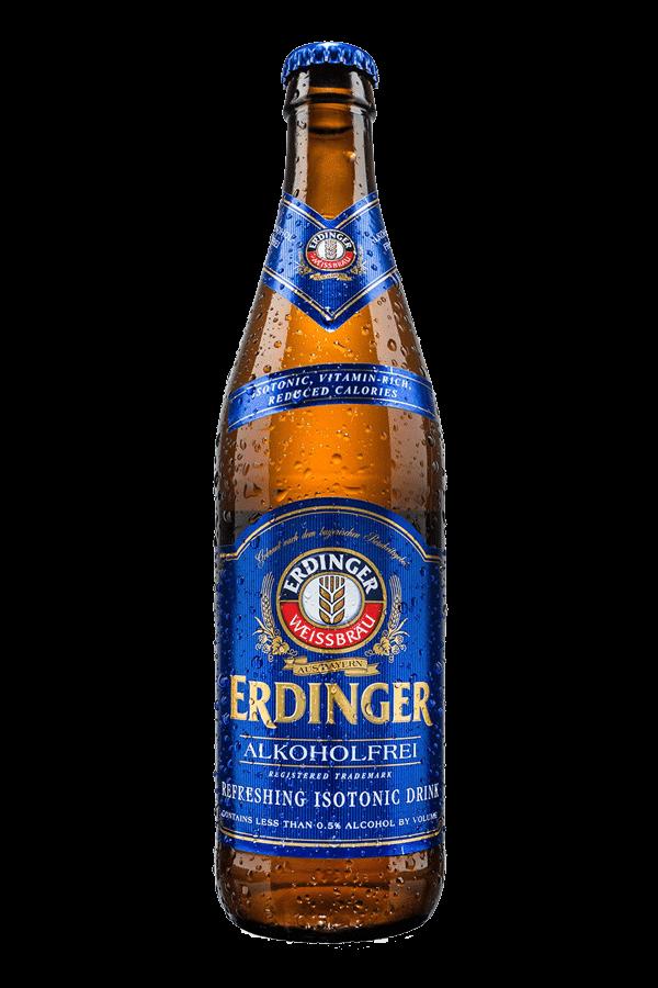 Erdringer Alcohol Free Beer Bottle