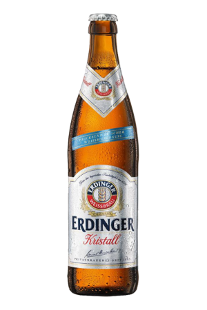 Erdinger Kristallklar (pack of 12)