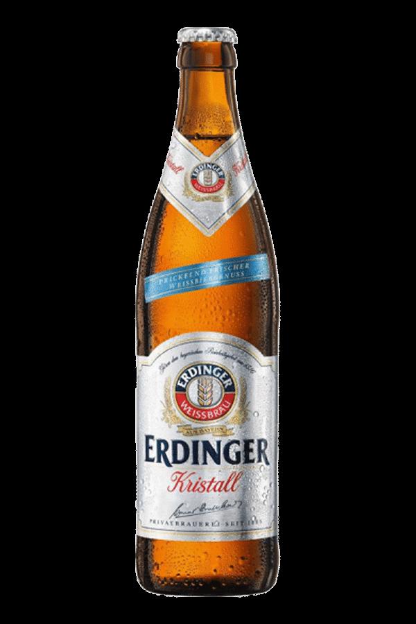 Erdinger Kristallklar (pack of 12)