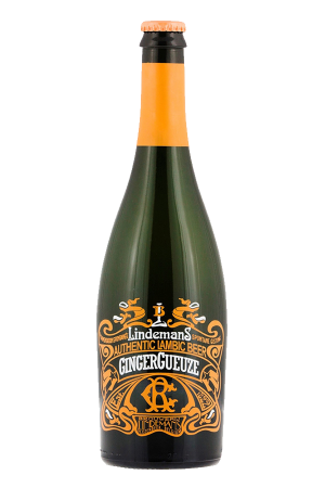 Lindemans Ginger Gueuze 75cl