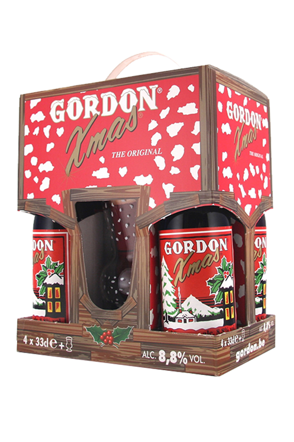 Gordon Xmas Gift Pack