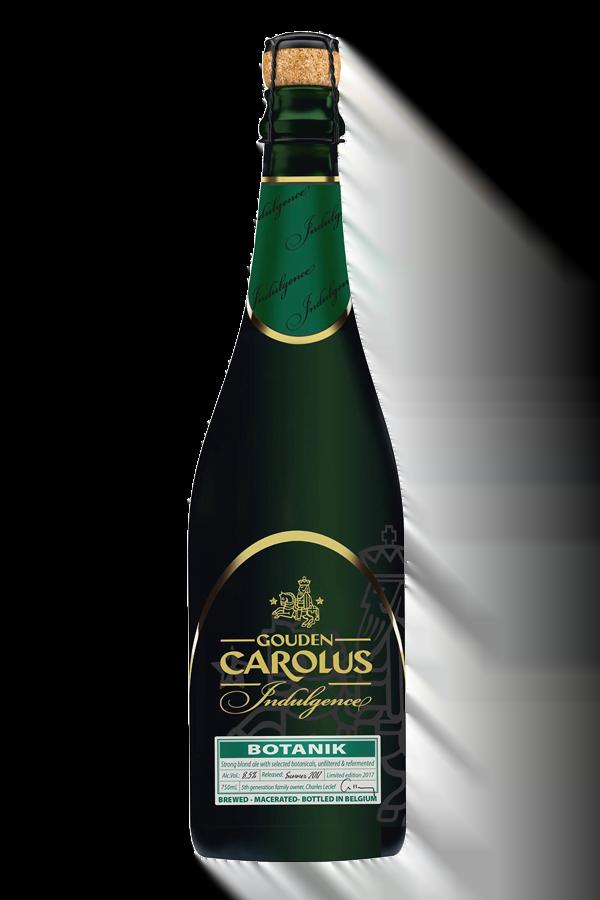 Gouden Carolus Indulgence Botanik 2017 75cl