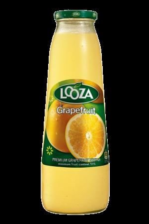 Looza Grapefruit Fruit Juice (pack of 24)