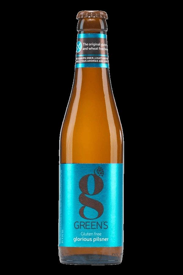 Greens Gluten Free Glorious Pilsner Bottle