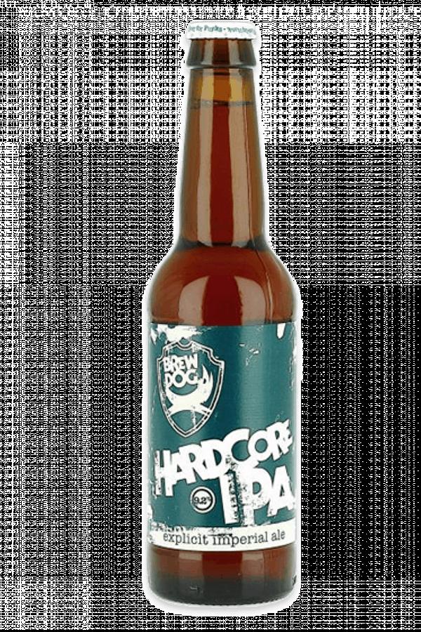 Hardcore IPA Bottle