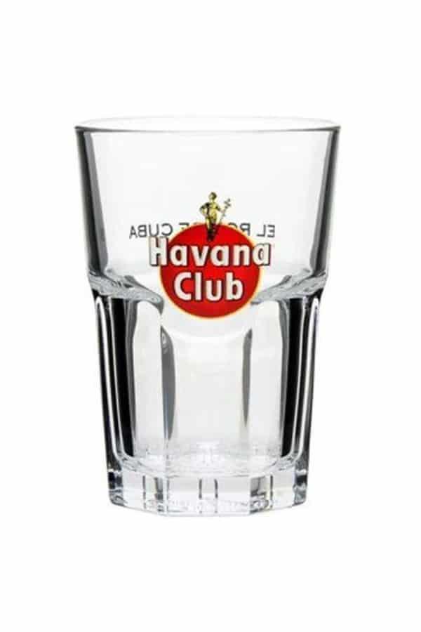 Havana Club Glass