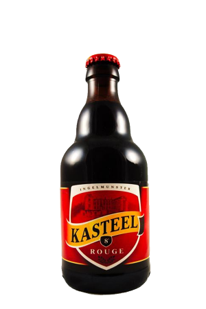 Kasteel Rouge fruit beer Bottle