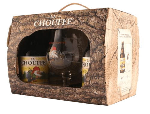 Yesterday's Brew: Chouffe Beer