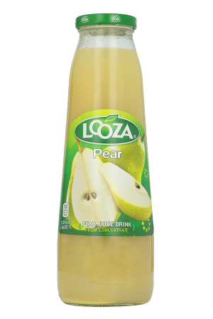 Looza Pear Fruit Juice (pack of 24)