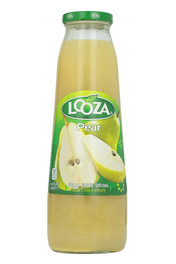 Looza Pear Fruit Juice (pack of 24)