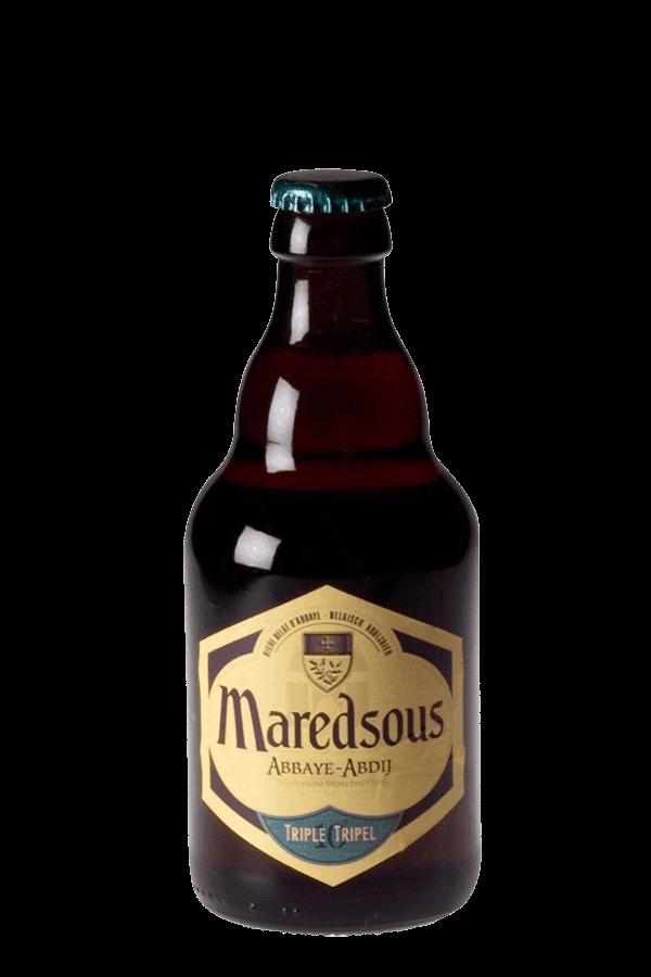 Maredsous Tripel Bottle